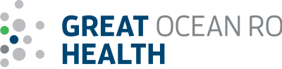 Launching Great Ocean Road Health logo