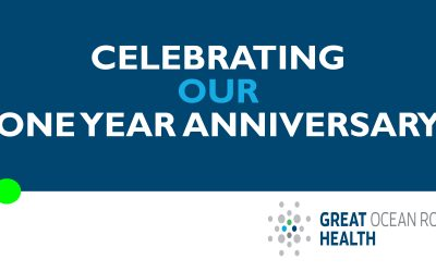 Celebrating Great Ocean Road Health's One Year Anniversary